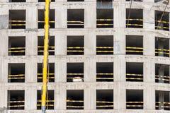 De bouw van een huis Royalty-vrije Stock Afbeeldingen
