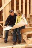 De bouw van een nieuw huis