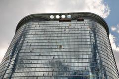 De Bouw van Enron Royalty-vrije Stock Afbeeldingen