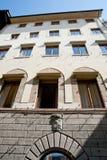 De bouw van Florence royalty-vrije stock fotografie