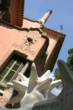 De Bouw van Gaudi Stock Foto's
