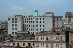 De bouw van Havana Stock Afbeelding