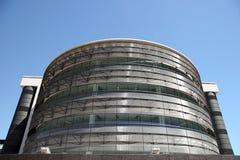 De bouw van het bureau Royalty-vrije Stock Afbeelding