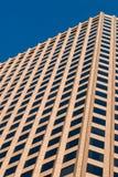 De bouw van het bureau Stock Foto