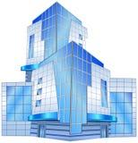 De bouw van het bureau Royalty-vrije Stock Foto
