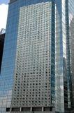 De bouw van het bureau bezinning Stock Foto's