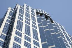 De bouw van het bureau in Seattle Royalty-vrije Stock Foto's