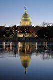 De Bouw van het Capitool royalty-vrije stock foto's