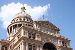 De Bouw van het Capitool van de staat in Austin van de binnenstad, Texas Royalty-vrije Stock Foto's