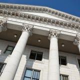 De Bouw van het Capitool van de staat, Salt Lake City Royalty-vrije Stock Afbeelding