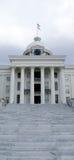 De Bouw van het Capitool van de Staat van Alabama Royalty-vrije Stock Foto