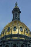 De Bouw van het Capitool van de Staat van Colorado in Denver Stock Afbeeldingen
