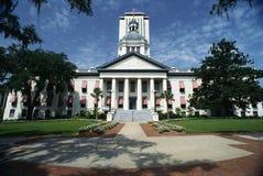 De Bouw van het Capitool van de Staat van Tennessee Stock Afbeelding