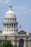 De Bouw van het Capitool van de Staat van Texas Stock Afbeelding