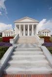 De Bouw van het Capitool van de Staat van Virginia stock foto's