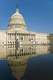 De Bouw van het Capitool van de V.S. royalty-vrije stock afbeeldingen