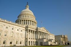 De Bouw van het Capitool van de V.S. royalty-vrije stock foto's