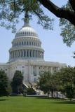 De Bouw van het Capitool van de V.S. stock fotografie
