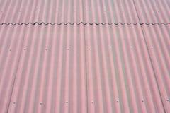 De bouw van het dak Stock Fotografie