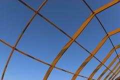 De Bouw van het dak Stock Afbeeldingen