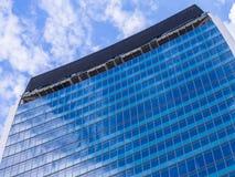 De Bouw van het de Wolkenkrabberbureau van Londen Royalty-vrije Stock Afbeelding