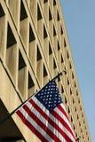 De bouw van het FBI in gelijkstroom Stock Foto