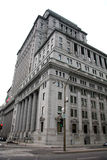 De Bouw van het gerechtsgebouw royalty-vrije stock foto's