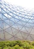 De bouw van het glas Royalty-vrije Stock Foto