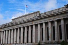 De Bouw van het Hooggerechtshof Stock Afbeeldingen