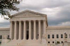 De Bouw van het Hooggerechtshof van de V royalty-vrije stock afbeelding