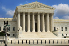 De Bouw van het Hooggerechtshof, Washington Royalty-vrije Stock Foto's