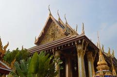 DE BOUW VAN HET KONINGENpaleis IN BANGKOK THAILAND Royalty-vrije Stock Fotografie