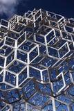 De bouw van het metaal royalty-vrije stock afbeeldingen
