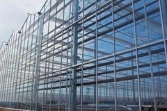 De bouw van het staal stock afbeelding