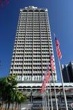 De Bouw van het Stadhuis van Kuala Lumpur Stock Afbeelding