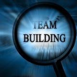 De bouw van het team vector illustratie