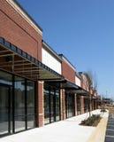 De Bouw van het winkelcentrum Stock Foto's