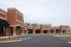 De Bouw van het winkelcentrum Stock Foto