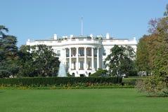 De bouw van het Witte Huis Stock Fotografie