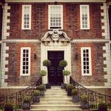 De Bouw van Historial in Sandwich, Kent Stock Afbeeldingen
