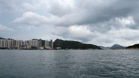 De Bouw van Hongkong stock fotografie