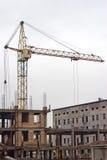 De bouw van huis Royalty-vrije Stock Foto