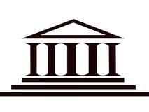 De bouw van kolommen royalty-vrije illustratie