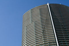 De Bouw van Miami Stock Foto's