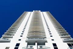 De Bouw van Miami Stock Afbeelding