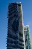 De Bouw van Miami Stock Fotografie
