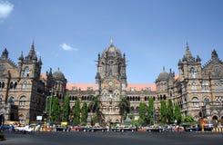 De Bouw van Mumbai royalty-vrije stock afbeelding