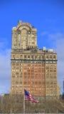 De bouw van New York Royalty-vrije Stock Afbeeldingen