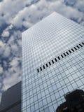 De bouw van New York Stock Afbeelding