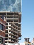 De bouw vanaf Top down Royalty-vrije Stock Afbeeldingen
